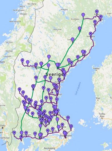 norrskenkarta